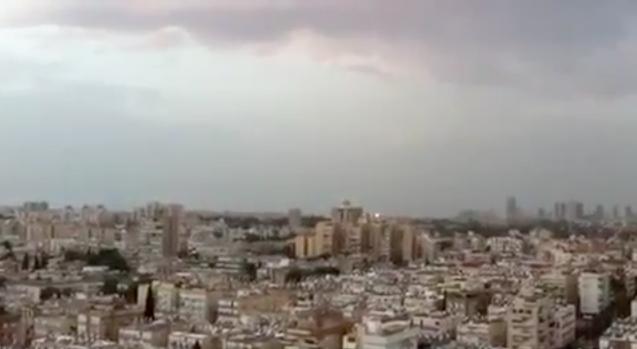 Israeli Defenses Down Gaza Rockets (VIDEO)