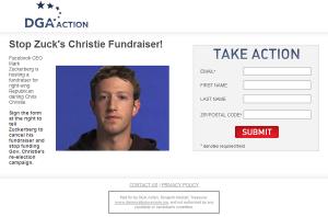 DGA Zuckerberg