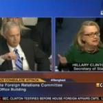 Hillary Benghazi Testimony