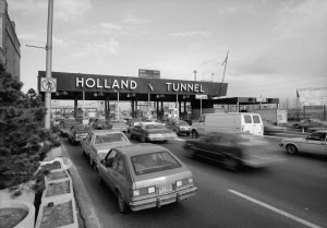Holland Tunnel Toll Booth