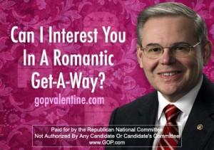 Menendez V-Day Card