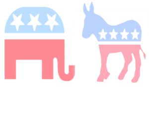 GOP vs. Dem