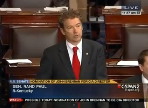 Is Rand's Ignorance Bliss?