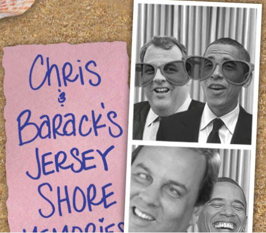 Obama's MAD for Christie