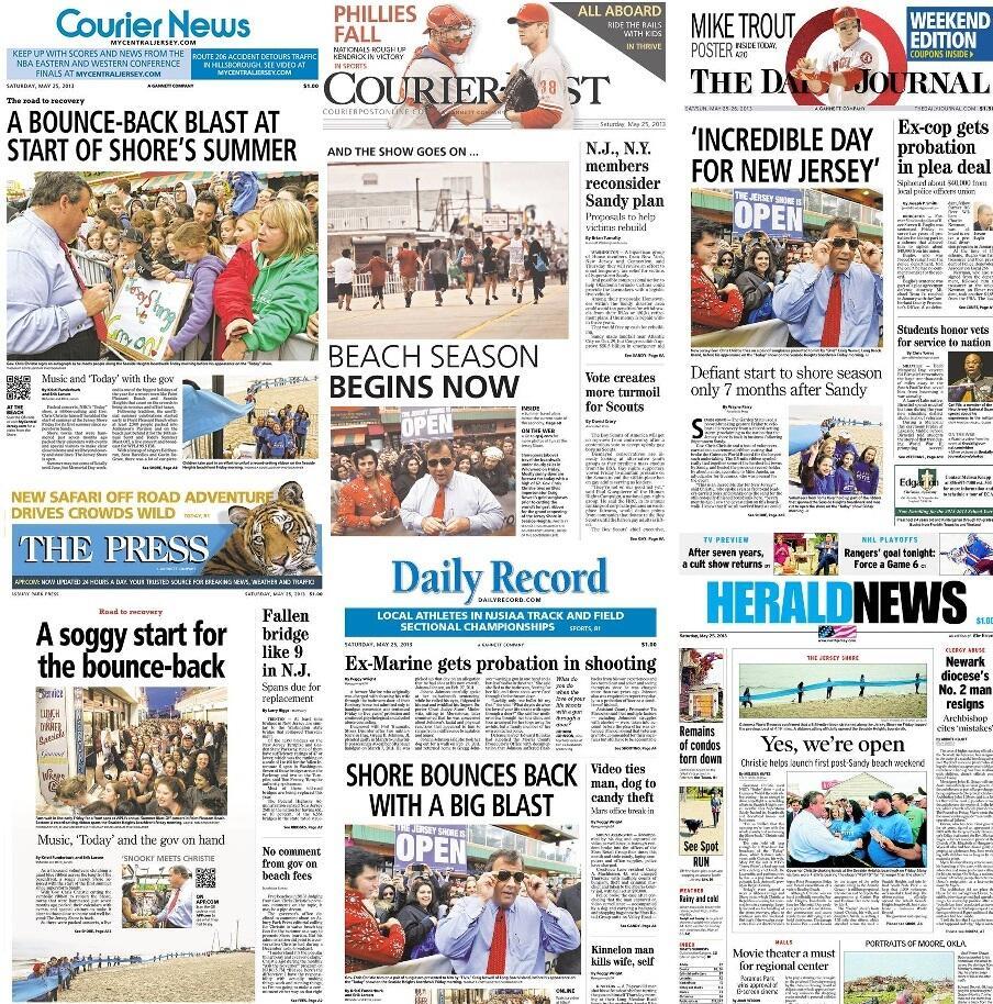 MDM Shore Headlines