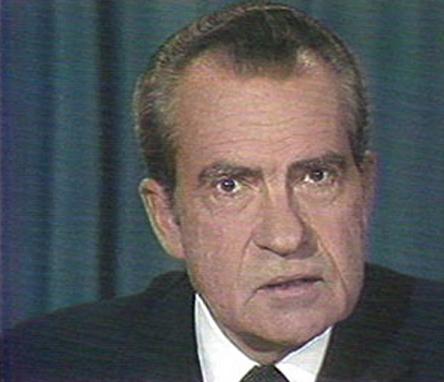 Christie's Single Nixonian Misstep