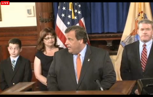 Christie Appoints Chiesa to Senate