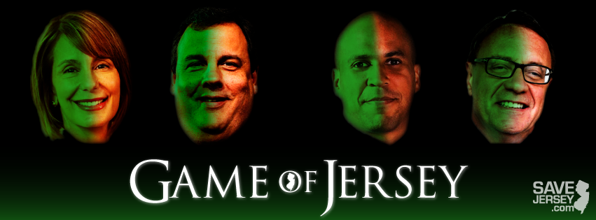 Game of Jersey: What to Expect from Lonegan, Booker, and the Media