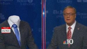 Booker empty suit debate