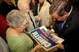 © Mykwain Gainey/ Chris Christie For Governor