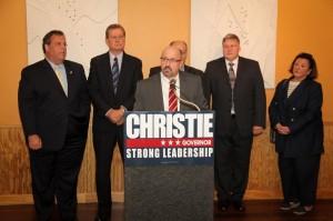 Christie receives Democrat endorsements in Dover
