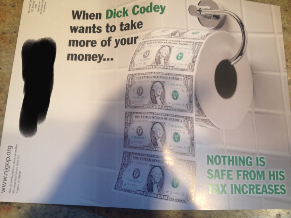Codey Mailer #3 - Front