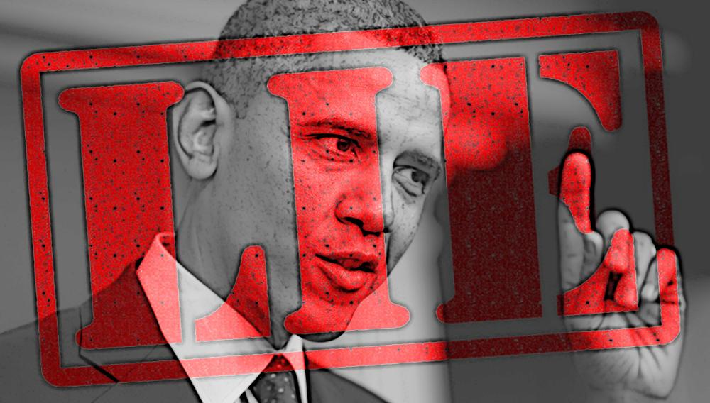 Christie Won't Help Obama Lie