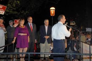 Reince Priebus rallies for Steve Lonegan (photo credit: Lonegan for U.S. Senate)