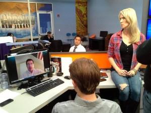 Rooney Skype on Chasing NJ