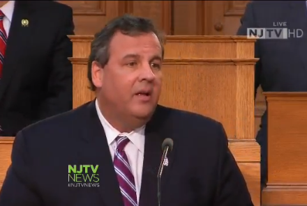 LIVE: Christie Posts $34.5B Budget