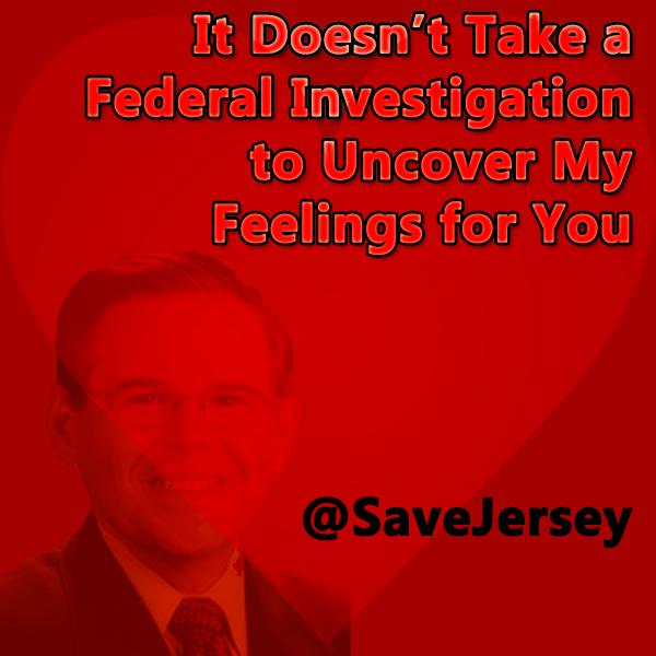 Save Jersey Valentine S Day Cards