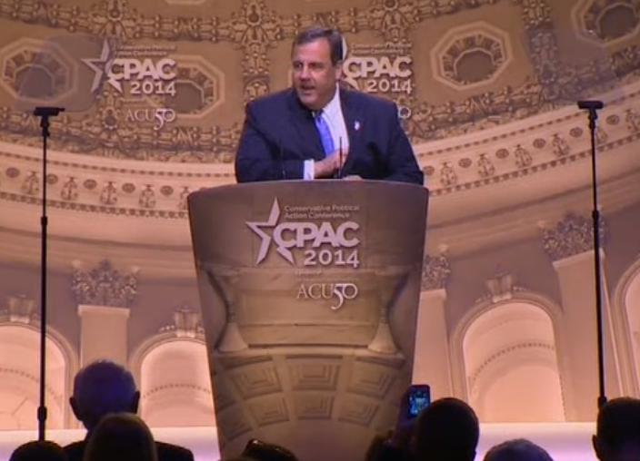Full Speech: Christie at CPAC