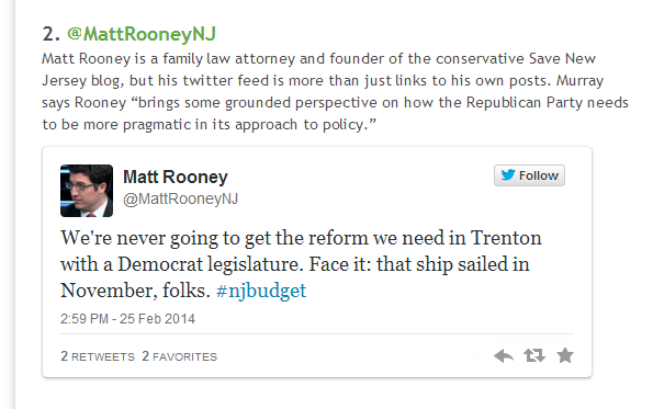 Matt Rooney Twitter