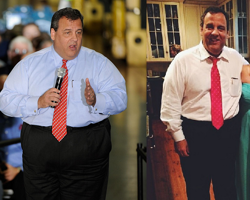 The incredible shrinking chris christie for Jackson galaxy band