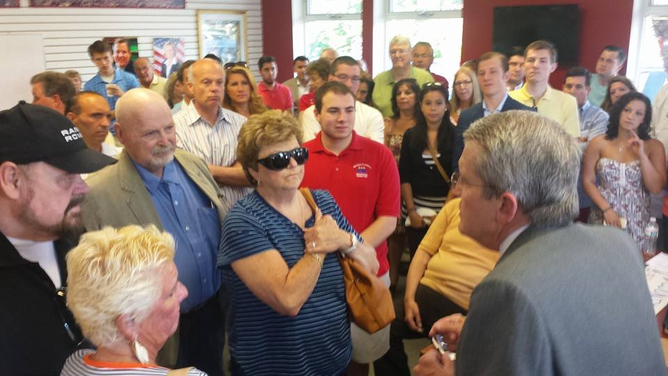 200+ Rally for Monmouth GOP Ticket