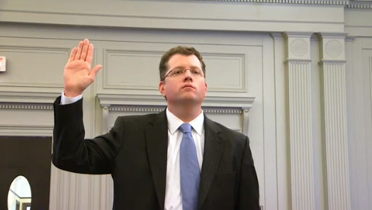 LIVE: Christie's COS Testifies