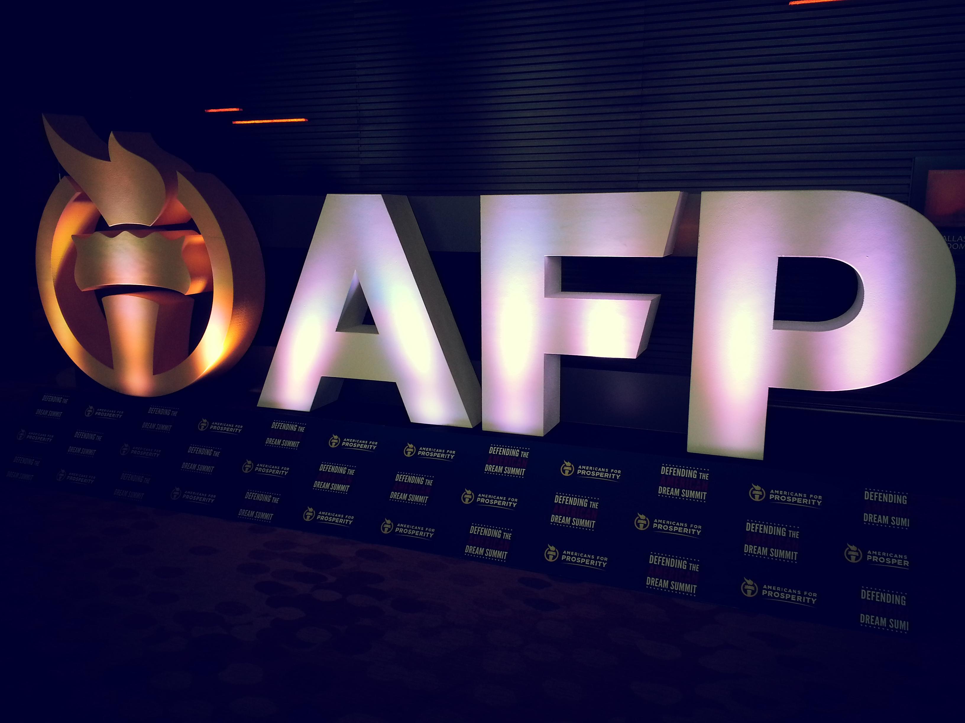 AFP Summit Day #2