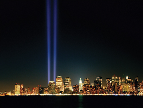 Mayor Perry to 9/11 Memorial Museum: Send The Lights To Middletown, NJ