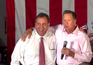 christie and kasich