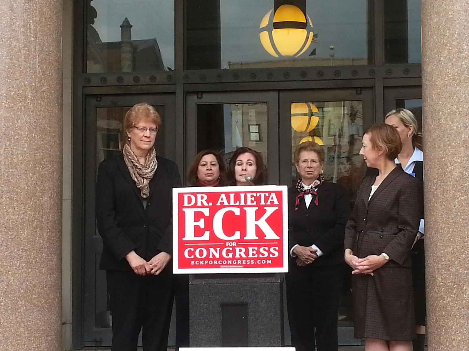 GOP Women out to rebut the 'War on Women'