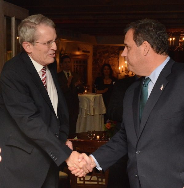 Christie, Bell Set to Campaign at Morristown Diner