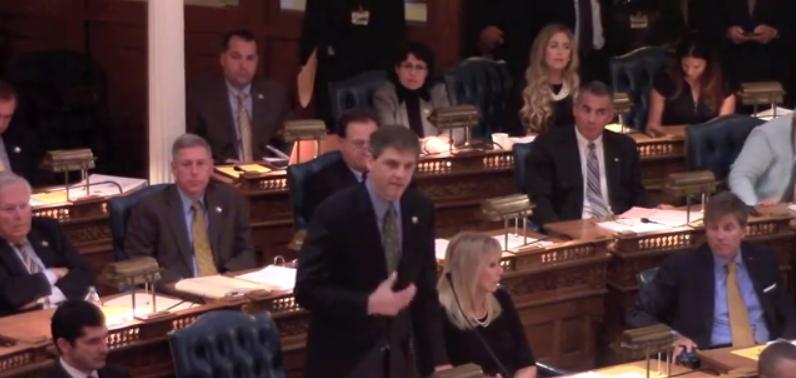 VIDEO: Webber destroys rationale for assisted suicide bill