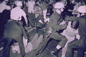 1968 DNC Riot in Chicago