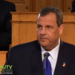 CHRIS CHRISTIE STATE OF THE STATE