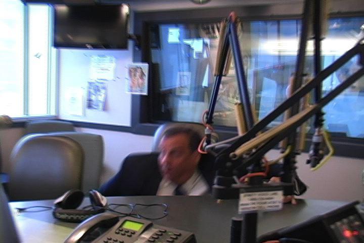 Philly Sports Radio host takes revenge on Chris Christie