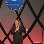 Asm. Jon Bramnick (R-Union) preforms his comedy routine at the Borgata.