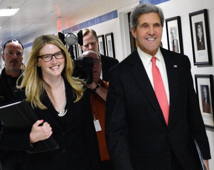 No, Marie Harf, You're Not Smarter than Everyone Else