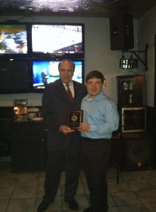 gilson paul award