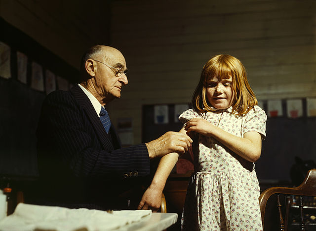 Who are the Anti-Vaxxers?