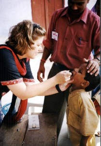 Vaccination polio