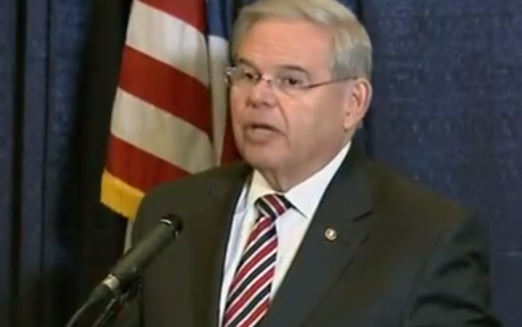 Quinnipiac Poll: New Jersey wants Menendez to Resign
