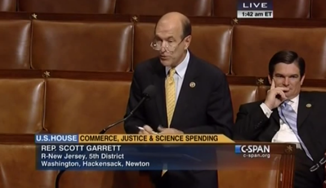 """Garrett leads charge against """"disparate impact"""" ideology"""