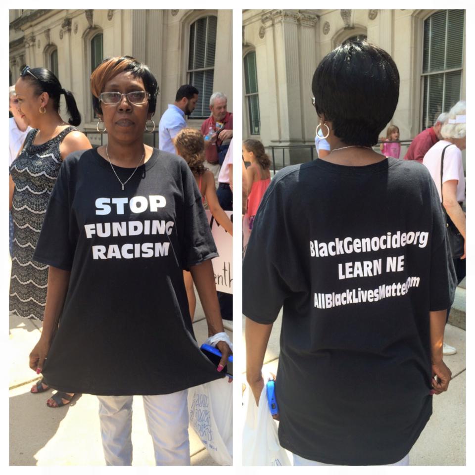 Women Betrayed Rally braves heat to challenge Trenton