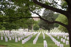 Arlington National Cemetery - 7-3-15