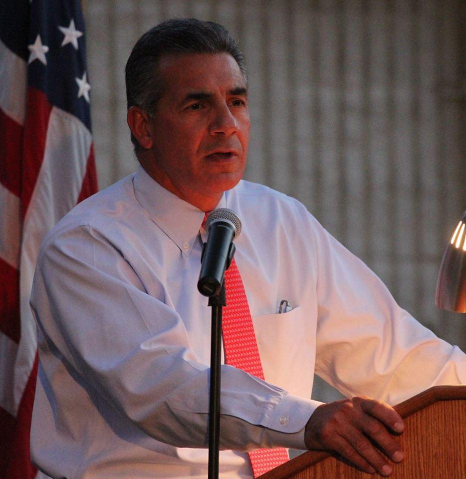 Gubernatorial possibility Ciattarelli engages NJEA despite endorsement snub