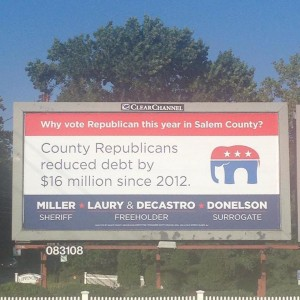 salem gop billboard