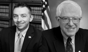 Cappola (left) and Sanders (right)