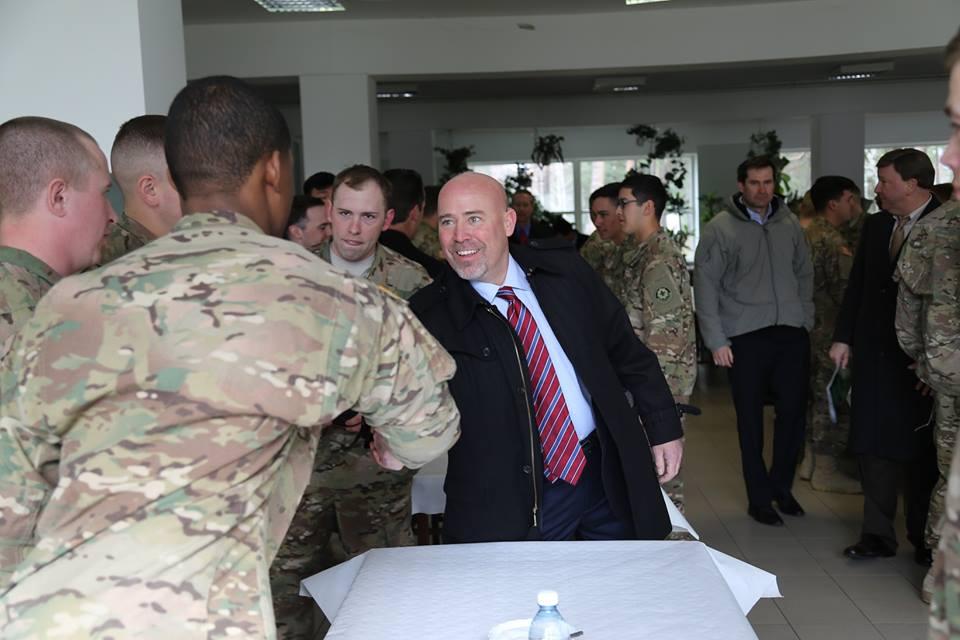MacArthur Praises Trump's Planned Military Buildup