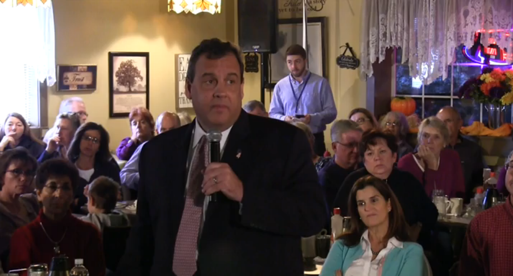 """Christie weighs in on 2024 presidential bid: """"I would not rule it out"""""""
