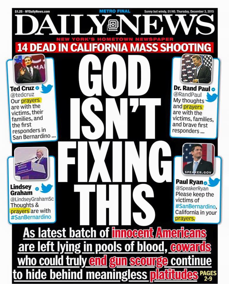 daily news gun control